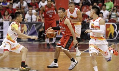 Tiebreaker Times Tenorio disappointed, worried after another missed opportunity by Ginebra Basketball News PBA  PBA Season 42 LA Tenorio Barangay Ginebra San Miguel 2016-17 PBA All Filipino Conference