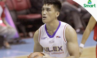 Tiebreaker Times Guinto: 'It's always been a dream to play for Gilas' Basketball Gilas Pilipinas News PBA  PBA Season 42 NLEX Road Warriors Bradwyn Guinto 2016-17 PBA All Filipino Conference