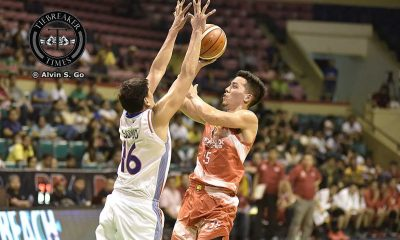 Tiebreaker Times Wright makes up for 29 attempt-outing with near triple-double output Basketball Gilas Pilipinas News PBA  Phoenix Fuel Masters PBA Season 42 Matthew Wright 2016-17 PBA All Filipino Conference