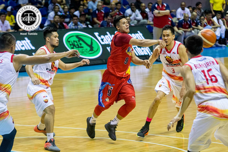 PBA-Season-42-Philippine-Cup-Rain-or-Shine-def-Phoenix-Jericho-Cruz Jericho Cruz forever grateful to 'second dad' Leo Austria AdU Basketball News PBA  - philippine sports news