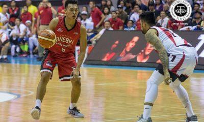Tiebreaker Times Ginebra still adjusting to roles, says Thompson Basketball News PBA  Scottie Thompson PBA Season 42 Barangay Ginebra San Miguel 2016-17 PBA All Filipino Conference