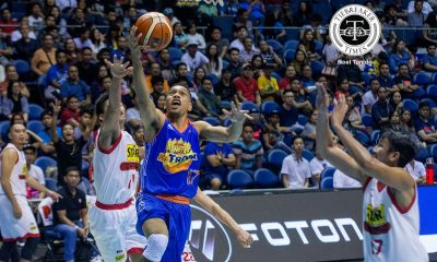 Tiebreaker Times Castro remains confident TNT can turn it around Basketball News PBA  TNT Katropa PBA Season 42 Jayson Castro 2016-17 PBA All Filipino Conference