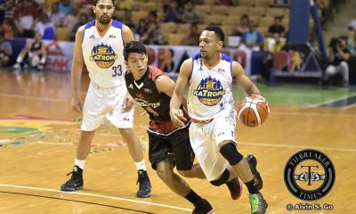 Tiebreaker Times To regain championship form, Castro embraces Racela's system Basketball News PBA  TNT Katropa PBA Season 42 Jayson Castro 2016-17 PBA All Filipino Conference