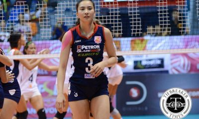 Tiebreaker Times SOURCE: Daquis close to signing with Petron News PSL Volleyball  Petron Tri-activ Spikers Petron Blaze Spikers 2017 PSL Season