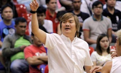 Tiebreaker Times Chongson airs frustration with Rhum Masters: 'I thought I had the materials' Basketball News PBA D-League  Tanduay Rhum Masters Lawrence Chongson 2017 PBA D-League Season 2017 PBA D-League Aspirants Cup