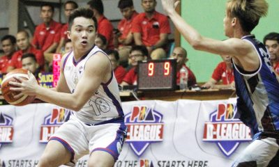 Tiebreaker Times Café France hammers Blustar by 36 points for second win Basketball News PBA D-League  Rod Ebondo Paul Desiderio Mak Long Seng Jason Melano Goh Cheng Huat Egay Macaraya Cafe France-CEU Bakers Blustar Detergent Dragons 2017 PBA D-League Season 2017 PBA D-League Aspirants Cup