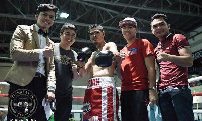 Tiebreaker Times Barriga, Francisco pick up wins in Makati Boxing News  Mark Anthony Barriga Junar Adante Joven Sports Promotions Drian Francisco Daniel Lim