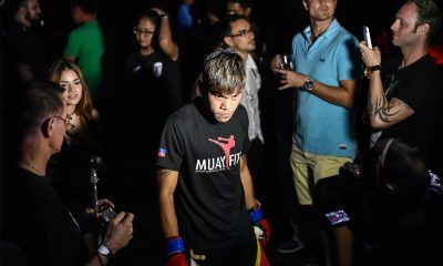 Tiebreaker Times Richard Corminal: An OFW chasing his MMA dream Mixed Martial Arts News ONE Championship  Richard Corminal ONE: Warrior Kingdom