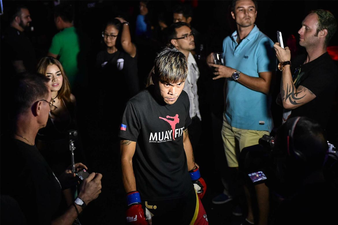 Philippine Sports News - Tiebreaker Times Richard Corminal focuses on ground game in prep for Garry Tonon Mixed Martial Arts News ONE Championship  Richard Corminal ONE: Iron Will