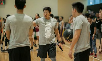 Tiebreaker Times When #Mayhem meets #FullcourtFerocity Basketball News  Paul George Nike Philippines Aljun Melecio Aldin Ayo