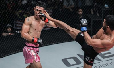 Tiebreaker Times Soriano, Doliguez fall in Kuala Lumpur Mixed Martial Arts News ONE Championship  Saiful Merican Roy Doliguez ONE: Throne of Tigers Burn Soriano Alex Silva