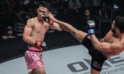 Tiebreaker Times Soriano, Doliguez fall in Kuala Lumpur Mixed Martial Arts News ONE Championship  Saiful Merican Roy Doliguez ONE: Throne of Tigers Burn Soriano Alex Silva