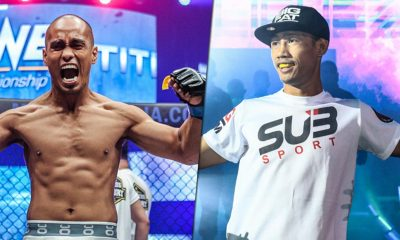 Tiebreaker Times Soriano, Doliguez target clean sweep Mixed Martial Arts News ONE Championship  Roy Doliguez ONE: Throne of Tigers Burn Soriano