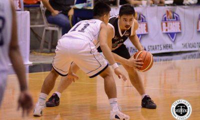 Tiebreaker Times Raymundo relishing role as veteran to young Cignal-San Beda Basketball News PBA D-League  Pamboy Raymundo Cignal-San Beda Hawkeyes 2017 PBA D-League Season 2017 PBA D-League Aspirants Cup