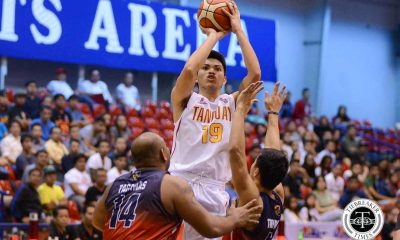 Tiebreaker Times Quinto erupts for 28 as Tanduay sends AMA to second straight defeat Basketball News PBA D-League  Raphy Reyes PJ Barua Paul Sanga Mark Herrera Lawrence Chongson Juami Tiongson Jeron Teng Bong Quinto 2017 PBA D-League Season 2017 PBA D-League Aspirants Cup