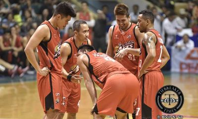 Tiebreaker Times Exciminiano, Alaska took it one stop at a time against ROS Basketball News PBA  Ping Exciminiano PBA Season 42 Alaska Aces 2016-17 PBA All Filipino Conference