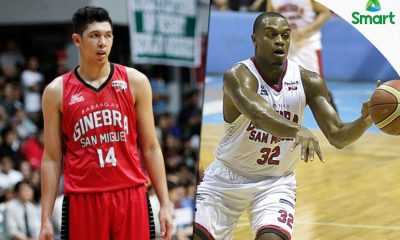 Tiebreaker Times Ferrer's 18-point second quarter draws comparison to Brownlee's explosions Basketball News PBA  Tim Cone PBA Season 42 Kevin Ferrer Justin Brownlee Barangay Ginebra San Miguel 2016-17 PBA All Filipino Conference