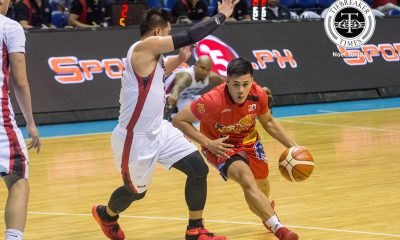 Tiebreaker Times Rain or Shine ends Blackwater's playoff hopes to face San Miguel in QF Basketball News PBA  Ronjay Buenafe Rain or Shine Elasto Painters PBA Season 42 Mike Tolimia Leo Isaac John Pinto Jericho Cruz Jeff Chan Jay Washington Blackwater Elite Art dela Cruz 2016-17 PBA All Filipino Conference