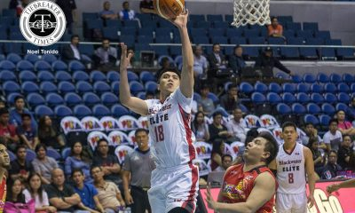 Tiebreaker Times Art Dela Cruz on Blackwater's PH Cup campaign: 'We fell short' Basketball News PBA  PBA Season 42 Blackwater Elite Art dela Cruz 2016-17 PBA All Filipino Conference