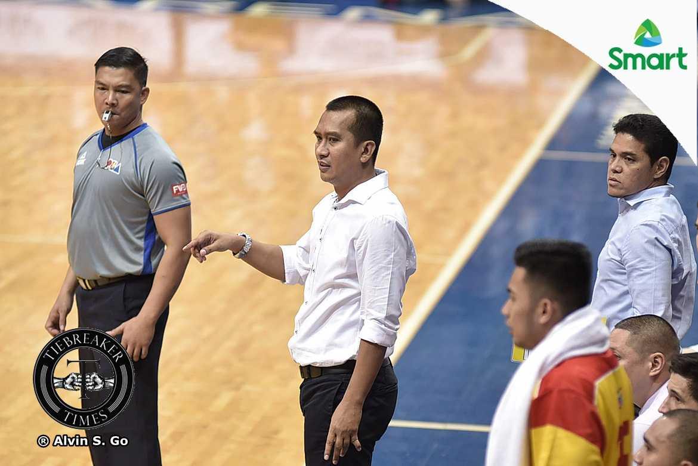 Tiebreaker Times Victolero remains upbeat despite series going the distance Basketball News PBA  Star Hotshots PBA Season 42 Chito Victolero 2016-17 PBA All Filipino Conference
