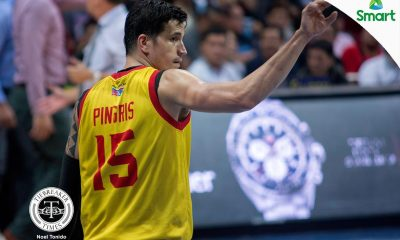Tiebreaker Times Allein Maliksi trade huge loss for Star, admits Marc Pingris Basketball News PBA  Star Hotshots PBA Season 42 Marc Pingris Allein Maliksi 2017 PBA Governors Cup