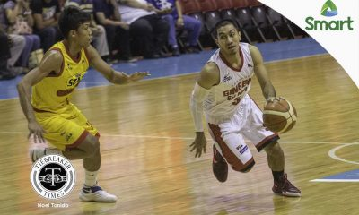 Tiebreaker Times Tenorio rues Ginebra's lack of urgency in Game 1 defeat Basketball News PBA  PBA Season 42 LA Tenorio Barangay Ginebra San Miguel 2016-17 PBA All Filipino Conference