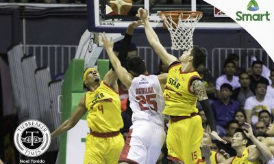 Tiebreaker Times At 39, Reavis still willing to do the 'dirty work' for Star Basketball News PBA  Star Hotshots Rafi Reavis PBA Season 42 Marc Pingris 2016-17 PBA All Filipino Conference