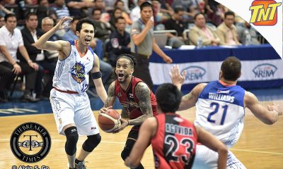 Tiebreaker Times Ross downplays career-high, continues to focus on defense Basketball News PBA  San Miguel Beermen PBA Season 42 Leo Austria Chris Ross 2016-17 PBA All Filipino Conference