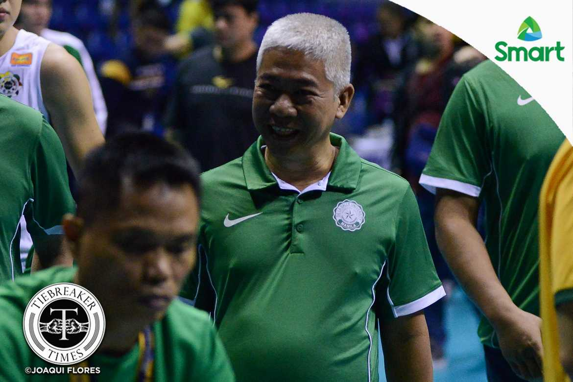 Tiebreaker Times Nes Pamilar lives on through country's top coaches, players CSJL DLSU FEU News PVL SBC Volleyball  Tacloban Fighting Warays San Beda Men's Volleyball Nes Pamilar Letran Men's Volleyball FEU Women's Volleyball FEU Men's Volleyball