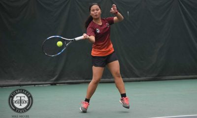 Tiebreaker Times Rookie Carranza gives Lady Maroons first win in two years DLSU News Tennis UAAP UP  UP Women's Tennis UAAP Season 79 Women's Tennis UAAP Season 79 Rachelle De Guzman Pricess Castillo Nicole Eugenio Monika Banez Jed Aquino DLSU Women's Tennis Danielle Caranza CJ Valdez