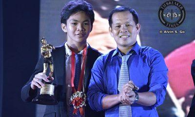 Tiebreaker Times Peñalosa believes Philippine boxing is in good hands Boxing News  Gerry Peñalosa Elorde Awards