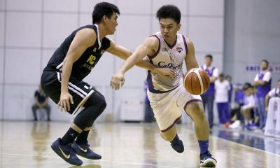 Tiebreaker Times Cafe France-CEU finds hero in Jeruta for campaign-saving win Basketball News PBA D-League  Egay Macaraya Cafe France-CEU Bakers Aaron Jeruta 2017 PBA D-League Season 2017 PBA D-League Aspirants Cup