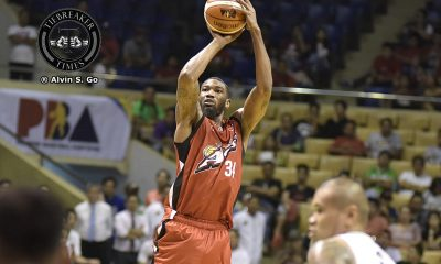 Tiebreaker Times Replacement import Jefferson provides quick impact for Alaska Basketball News PBA  PBA Season 42 Cory Jefferson Alaska Aces 2017 PBA Commissioners Cup