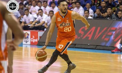 Tiebreaker Times Meralco posts second straight win at NLEX's expense Basketball News PBA  Yeng Guiao Wayne Chism Sean Anthony PBA Season 42 Norman Black NLEX Road Warriors Meralco Bolts Jared Dillinger Garvo Lanete Chris Newsome Alex Stepheson 2017 PBA Commissioners Cup