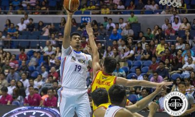 Tiebreaker Times Al-Hussaini vows to go 'all-out' with NLEX, under coach Yeng Basketball News PBA  Yeng Guiao Rabeh Al-Hussaini PBA Season 42 NLEX Road Warriors 2017 PBA Commissioners Cup