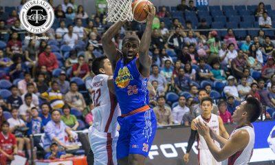 Tiebreaker Times Greene vows for better showing next time for TNT Basketball News PBA  TNT Katropa PBA Season 42 Donté Greene 2017 PBA Commissioners Cup