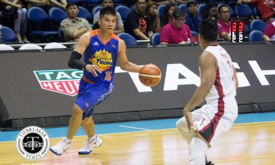 Tiebreaker Times TNT avoids Blackwater stunner for second win Basketball News PBA  TNT Katropa RR Pogoy Ronjay Buenafe Ronald Pascual PBA Season 42 Nash Racela Leo Isaac Jayson Castro Greg Smith Donté Greene Blackwater Elite 2017 PBA Commissioners Cup