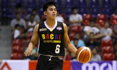 Tiebreaker Times After letting Racal down, Nambatac redeems self in semis-clinching win over Café France Basketball News PBA D-League  Rey Nambatac Racal Tile Masters 2017 PBA D-League Season 2017 PBA D-League Aspirants Cup