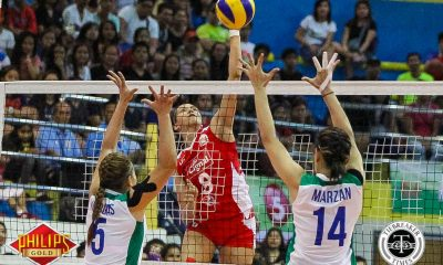 Tiebreaker Times Cignal clinches semifinals slot; Generika-Ayala stays alive News PSL Volleyball  Sta. Lucia Lady Realtors Rachel Daquis Obet Javier Michael Carino Jovelyn Gonzaga George Pascua Generika Lifesavers Gen Casugod Francis Vicente Cocolife Asset Managers Cignal HD Spikers Angeli Araneta 2017 PSL Season 2017 PSL Invitational