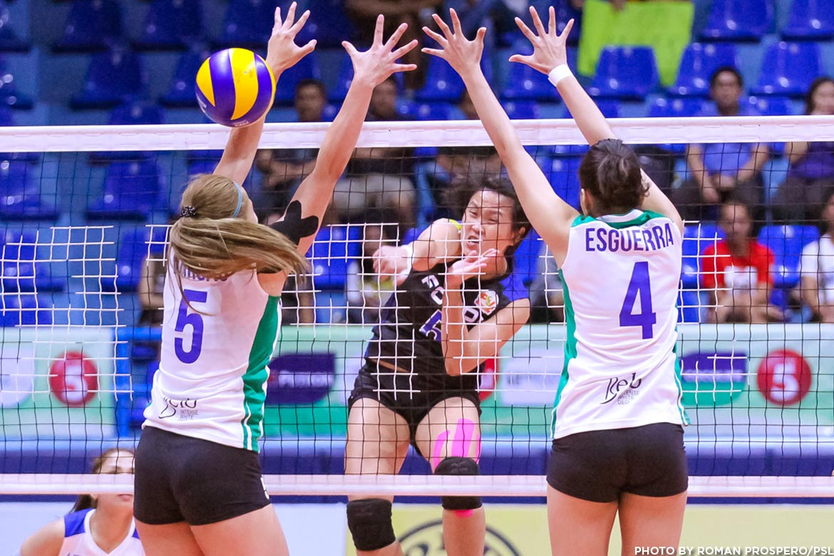 Tiebreaker Times Soltones, Foton smother Cocolife for first win News PSL Volleyball  Wensh Tiu Obet Javier Moro Branislav Jen Reyes Ivy Perez Grethcel Soltones Foton Tornadoes Dindin Santiago-Manabat Cocolife Asset Managers 2017 PSL Season 2017 PSL Invitational
