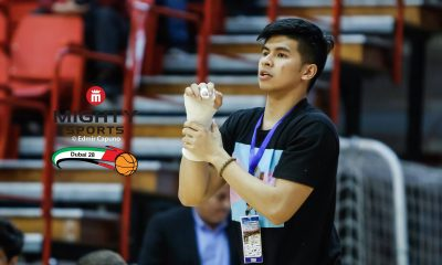 Tiebreaker Times Ravena continues to chase the NBA dream ABL Alab Pilipinas Basketball News  Texas Legends Kiefer Ravena 2016-17 NBA D-League Season 2016 ABL Season