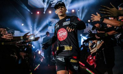 Tiebreaker Times ​​Ev Ting vows to stun Manila, beat Folayang Mixed Martial Arts News ONE Championship  ONE: Kings of Destiny Ev Ting