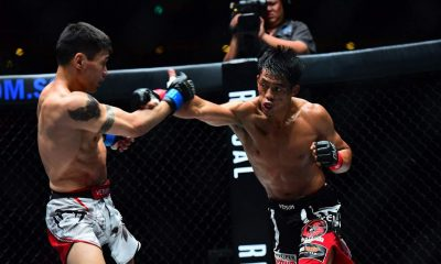 Tiebreaker Times Banario looks to sustain newfound confidence Mixed Martial Arts News ONE Championship  Team Lakay ONE: Kings of Destiny Honorio Banario