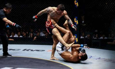 Tiebreaker Times Lisita determined to break losing streak against Banario Mixed Martial Arts News ONE Championship  Rob Lisita ONE: Kings of Destiny