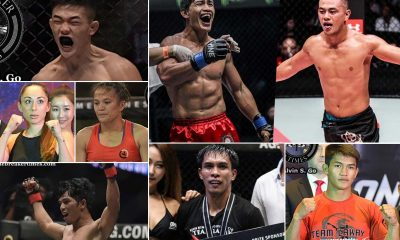 Tiebreaker Times Folayang's first title defense headlines stacked Kings of Destiny card Mixed Martial Arts News ONE Championship  Xie Bin Toni Tauru Stefer Rahardian Robin Catalan ONE Championship: King of Destiny Natalie Hills Muhammad Aiman Michelle Nicolini Keanu Subba Jeremy Miado Irina Mazepa Gina Iniong Eugene Toquero Eduard Folayang Danny Kingad Christian Lee Chan Rothana
