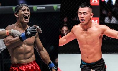 Tiebreaker Times Folayang to defend Lightweight crown against Ting Mixed Martial Arts News ONE Championship  ONE Championship: King of Destiny Ev Ting Eduard Folayang