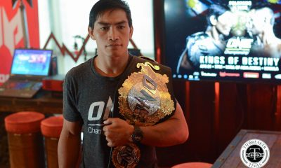 Tiebreaker Times Folayang warns Ting: 'It's time for the Landslide to take over' Mixed Martial Arts News ONE Championship  Team Lakay ONE: Kings of Destiny Eduard Folayang
