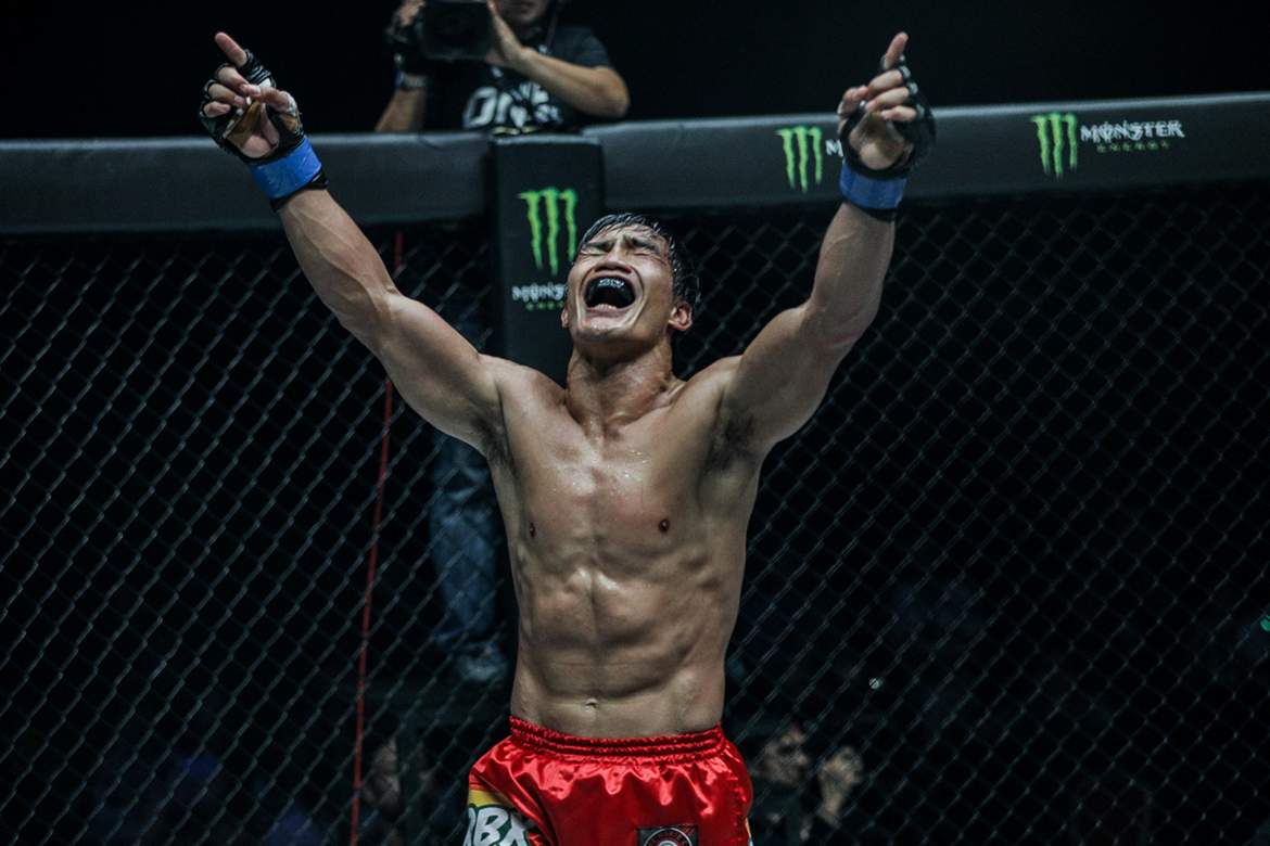 Tiebreaker Times Eduard Folayang out to prove that he is 'world-class' versus Alvarez, says Sangiao Mixed Martial Arts News ONE Championship  Team Lakay ONE: Dawn of Heroes Mark Sangiao Eduard Folayang