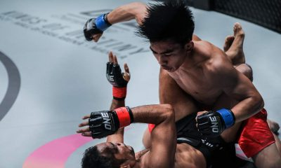 Tiebreaker Times Pacio ready for another crack at Naito after war against DSA Mixed Martial Arts News ONE Championship  Team Lakay ONE: Warrior Kingdom Joshua Pacio