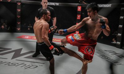Tiebreaker Times Pacio edges DSA in thriller; Three Filipino fighters fall Mixed Martial Arts News ONE Championship  Richard Corminal Ramon Gonzales Rabin Catalan ONE: Warrior Kingdom Joshua Pacio Dejdamrong Sor Amnuaysirichoke